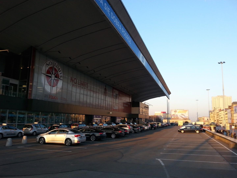 Warszawa - Dworzec Centralny